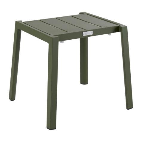 Brafab Delia sidobord 45x40 cm grön