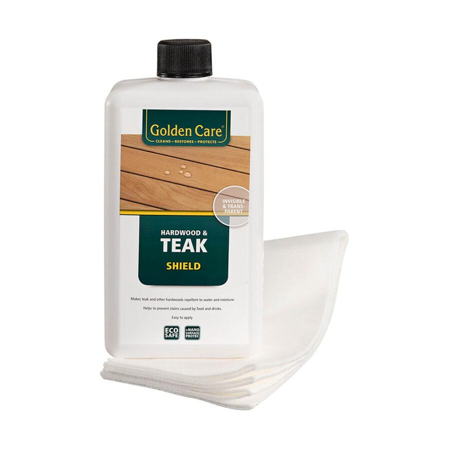 Teak Shield teakbehandling från Artwood.