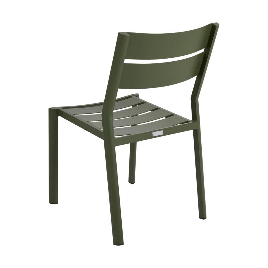 Brafab Delia matstol grön