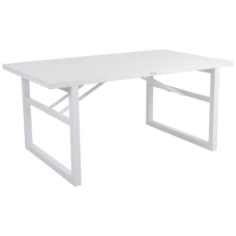 Brafab Vevi matbord 160x90 cm vit