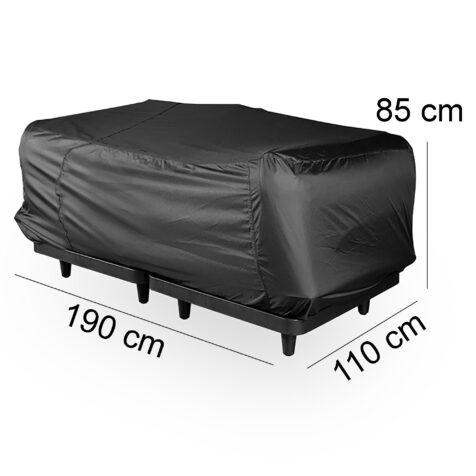 Fatboy Paletti 2-sits möbelskydd 190x110 cm höjd 85 cm