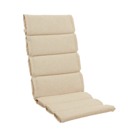 Brafab Dubai positionsdyna hög beige polyester