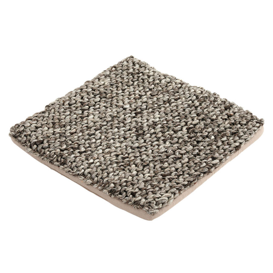 Brafab Pego kudde/sittdyna 41x41 cm grå