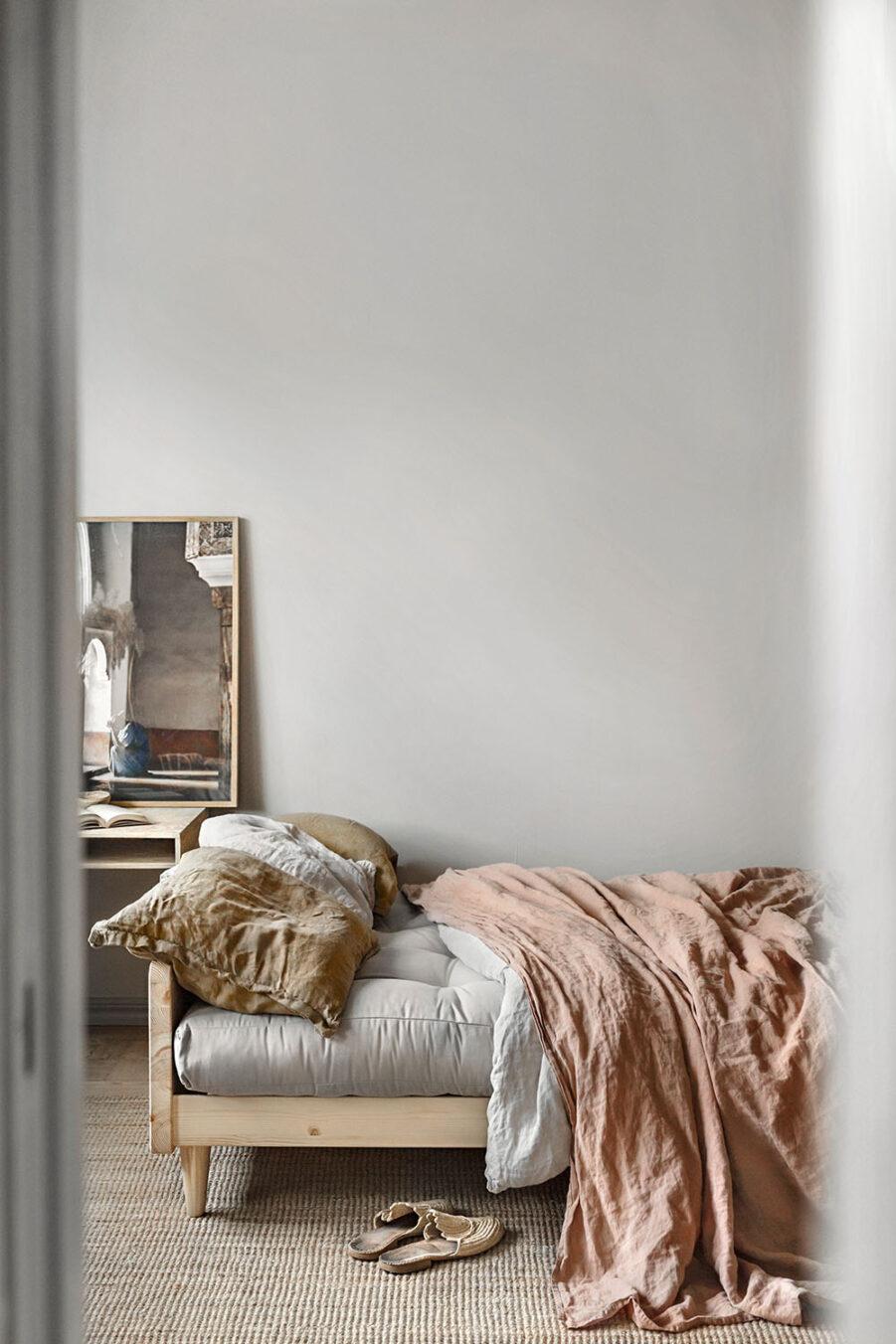 Miljöbild på Indi soffa från karup Design.