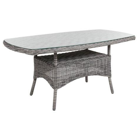 Brafab Rosita soffbord 150x80 cm grå