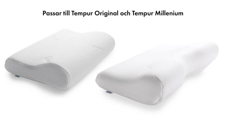 Tempur Fit Örngott till Original och Millenium.