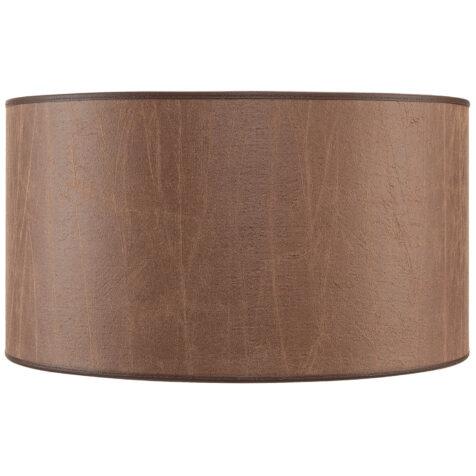 Artwood Cylinder lampskärm leather brown