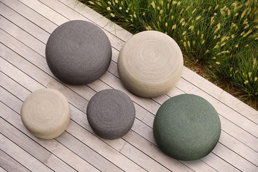 Miljöbild på Circle pallar.