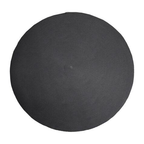 Circle matta i mörkgrått.
