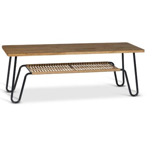 Marcel soffbord i storleken 140x50 cm.