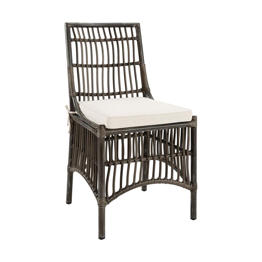 Artwood Modest matstol grå inkl. sittdyna