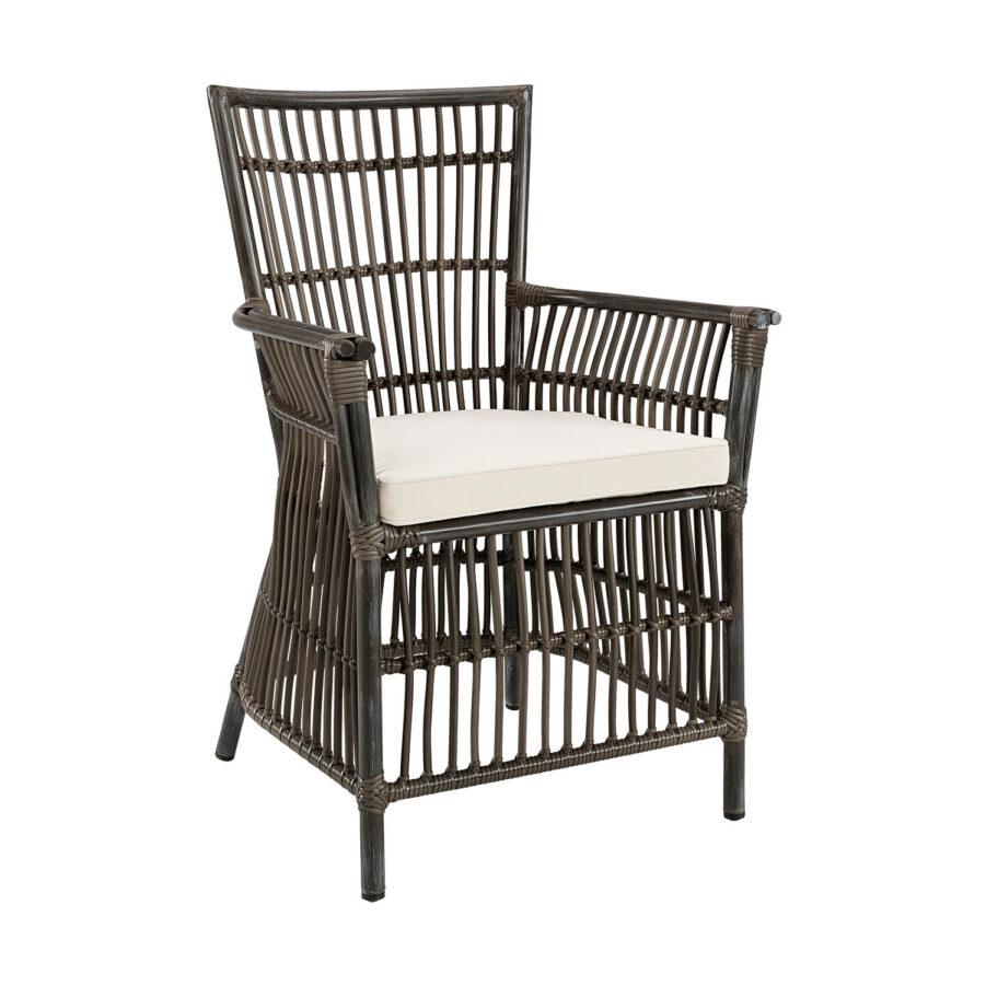 Artwood Modest karmstol grå inkl. sittdyna