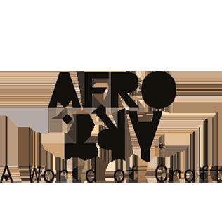 Afroart logotyp.