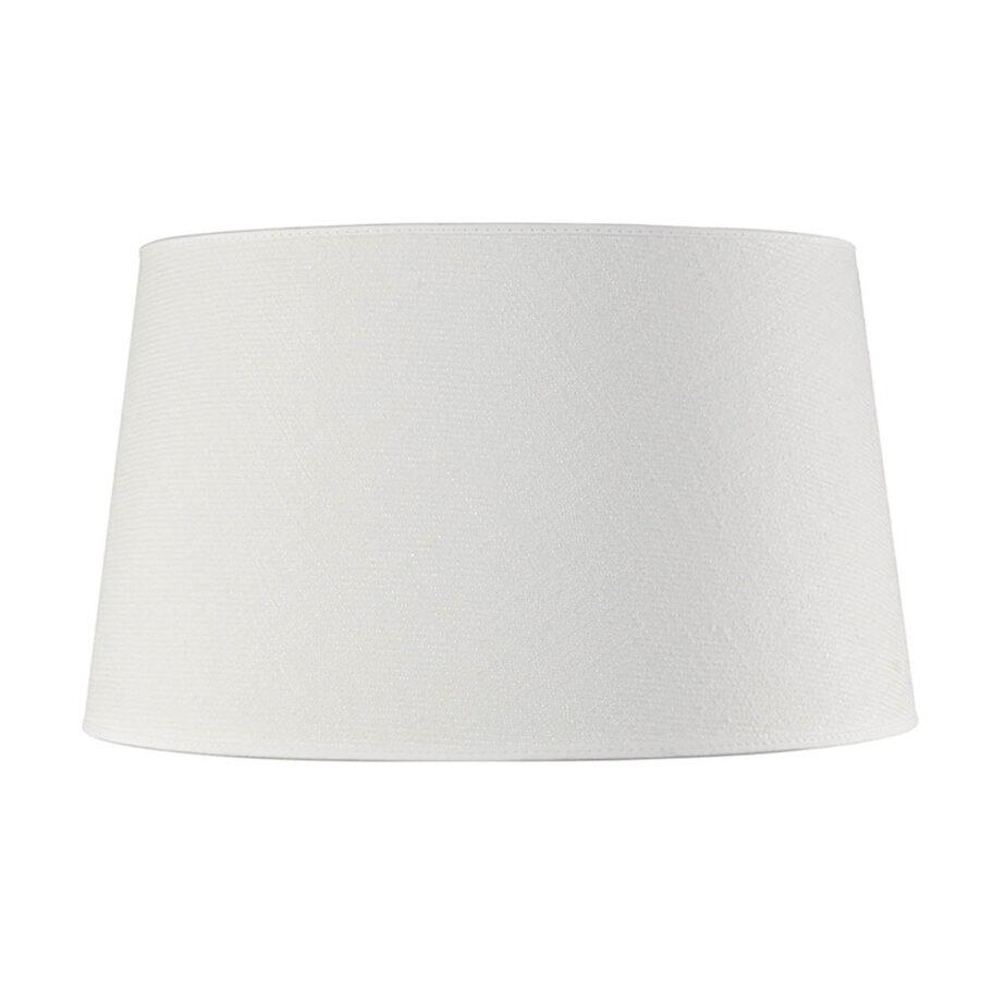 Artwood Classic lampskärm white linen Ø30-35 cm
