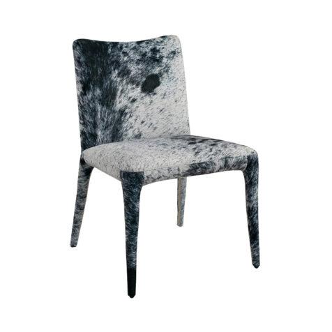 Artwood Monsoon matstol svart/vit