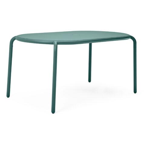Fatboy Toní Tavolo matbord pine green 160x90 cm