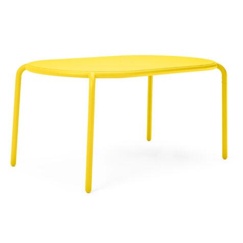 Fatboy Toní Tavolo matbord citrongul 160x90 cm