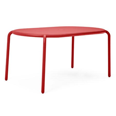 Fatboy Toní Tavolo matbord röd160x90 cm