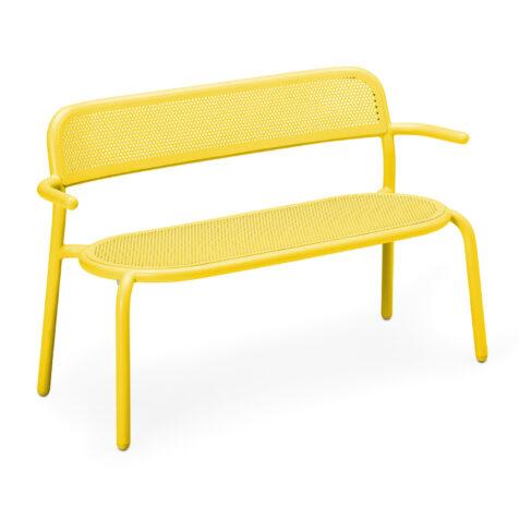 Fatboy Toní Bankski soffa citrongul