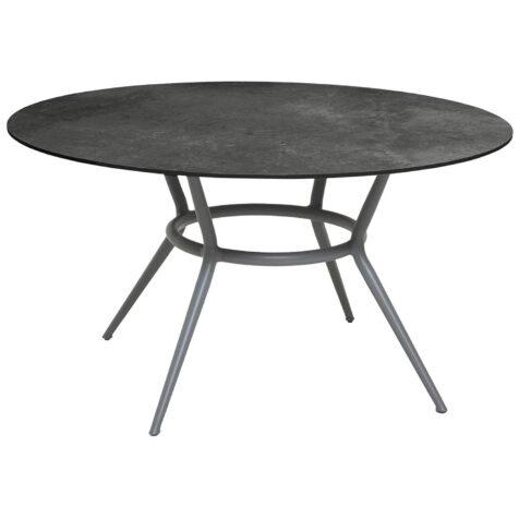 Joy bord i ljusgrått med laminatskiva.