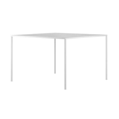 Design Of Dining bord 110x110 cm vit