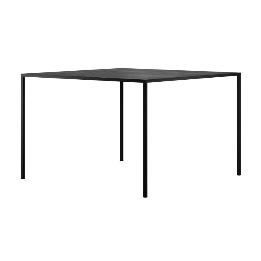 Design Of Dining bord 110x110 cm svart