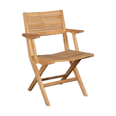 Bild på Flip hopfällbar karmstol.