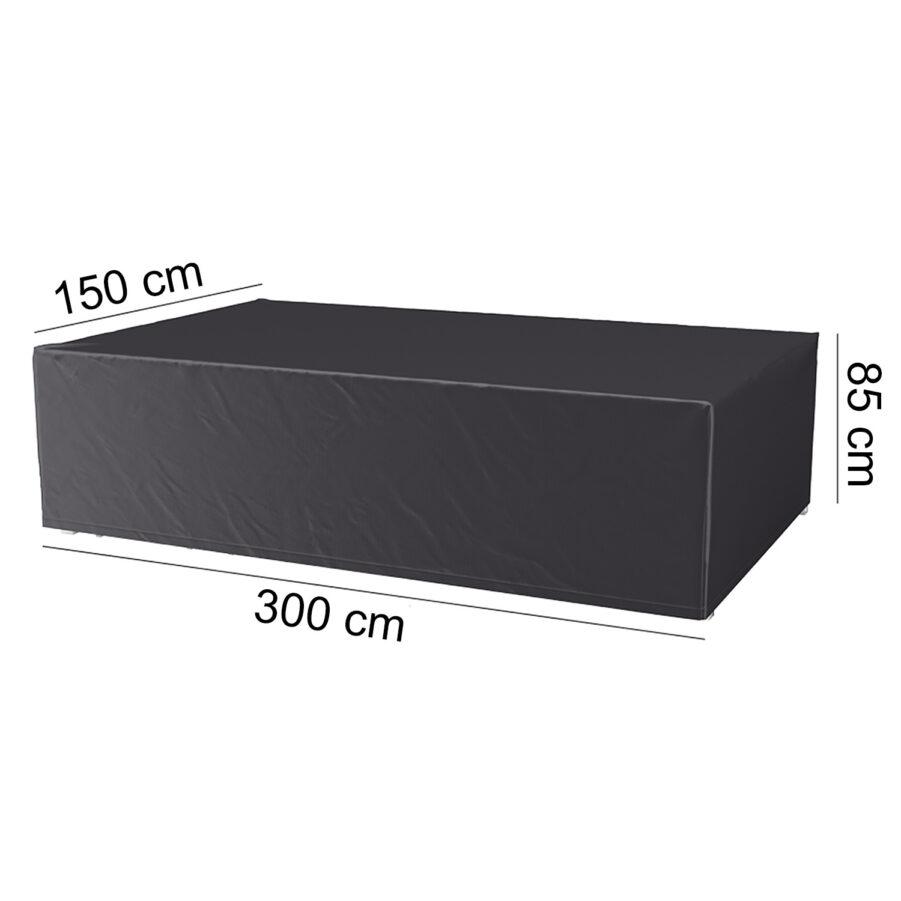 Aerocover möbelskydd, 300x150 cm höjd 85 cm