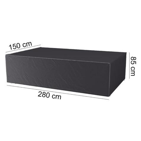 Aerocover möbelskydd, 280x150 cm höjd 85 cm