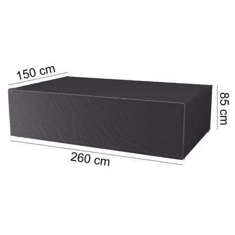 Aerocover möbelskydd, 260x150 cm höjd 85 cm