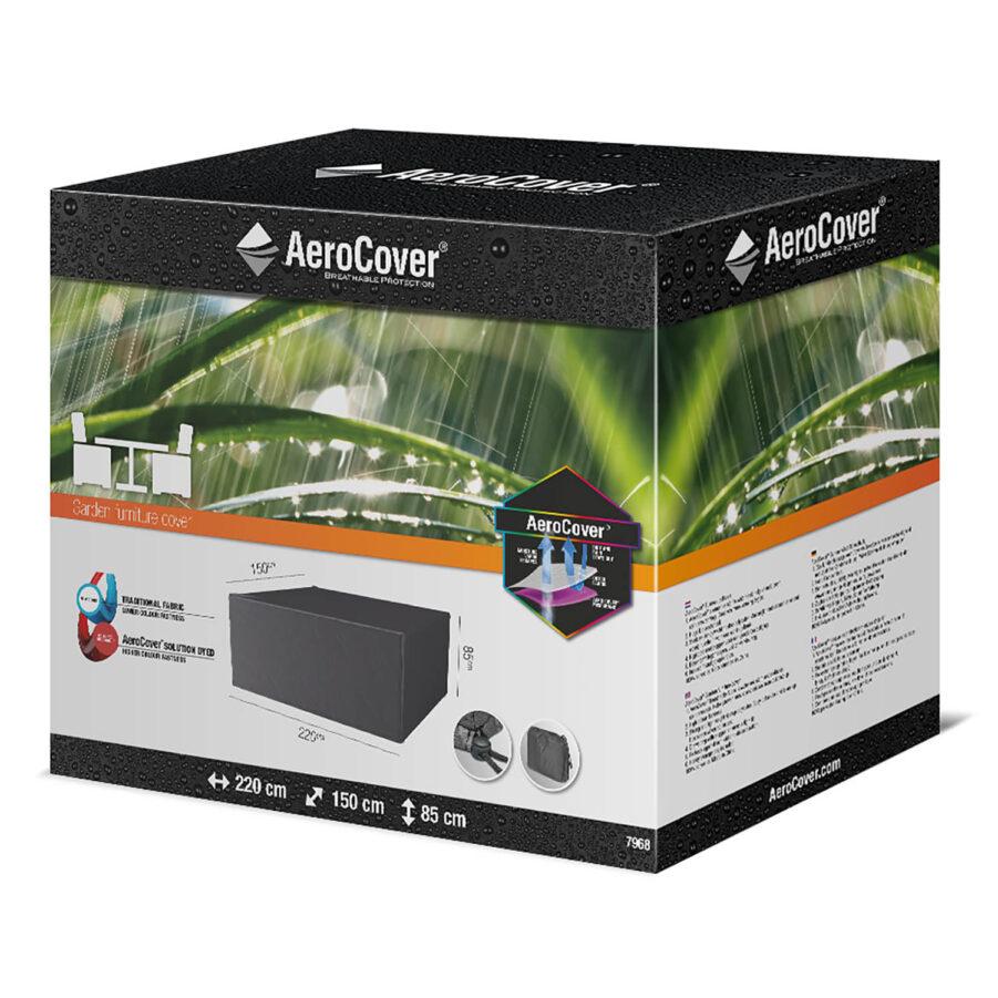 Aerocover möbelskydd, 220x150 cm höjd 85 cm