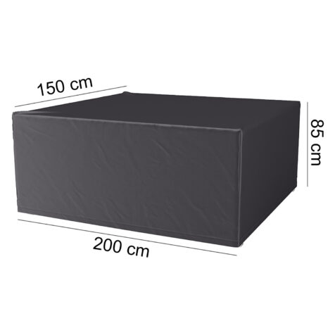 Aerocover möbelskydd, 200x150 cm höjd 85 cm