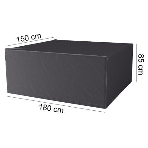 Aerocover möbelskydd, 180x150 cm höjd 85 cm