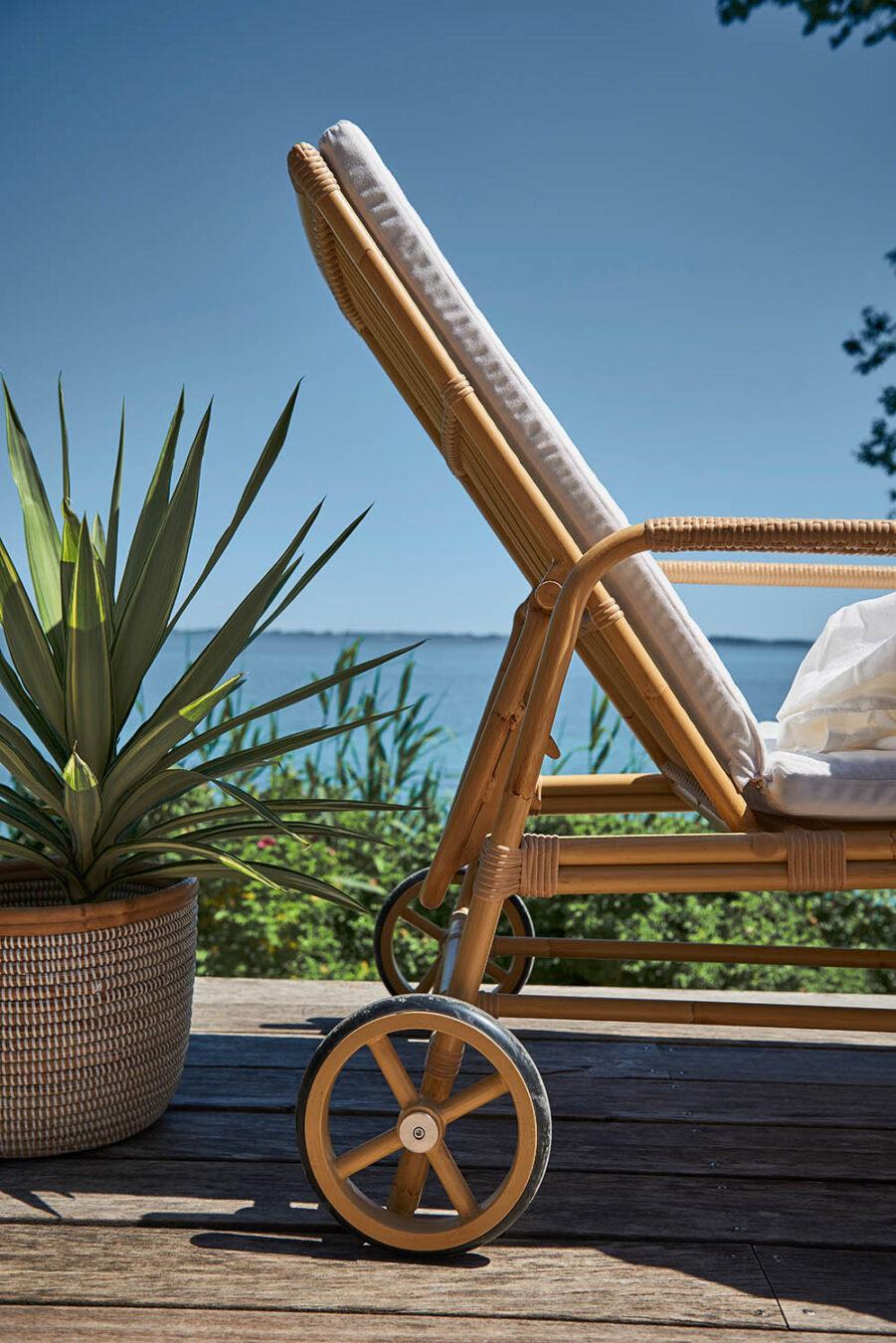 Sika-Design Josephine Exterior solsäng natur