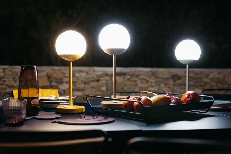 Miljöbild på Mooon! lampor.