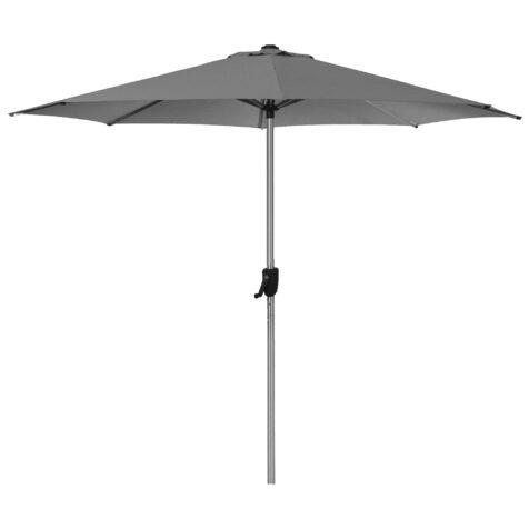 Sunshade parasoll i antracitgrått.