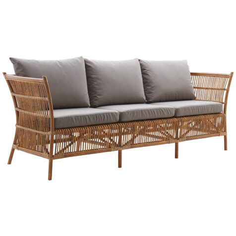 Sika design Donatello soffa 3-sits antik inkl. dyna