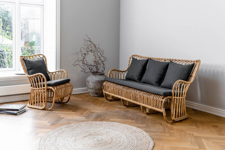 Sika design Tulip soffa natur