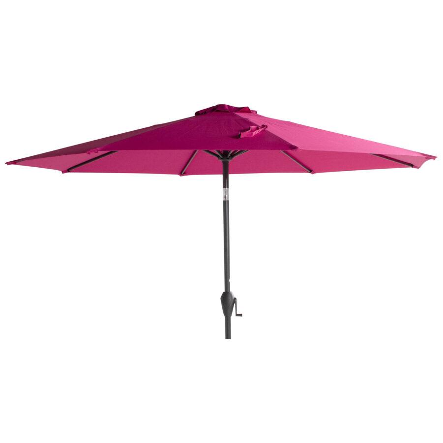 Bild på Sunline parasoll i färgen rosa.