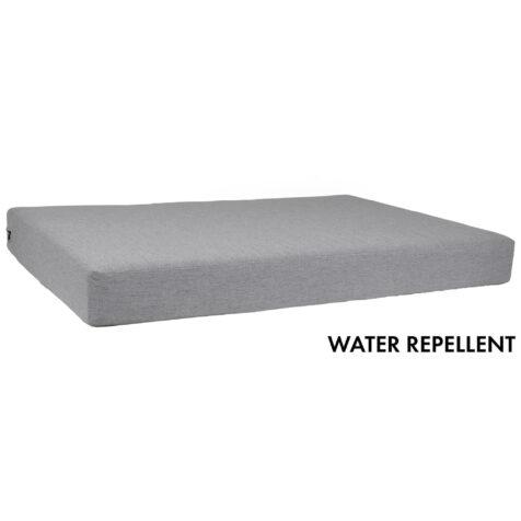 Palle Water Repellentdyna till lastpallssoffa i färgen cement.