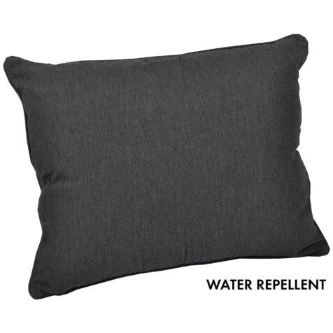 Royal Water Repellent ryggdyna i färgen skiffer.