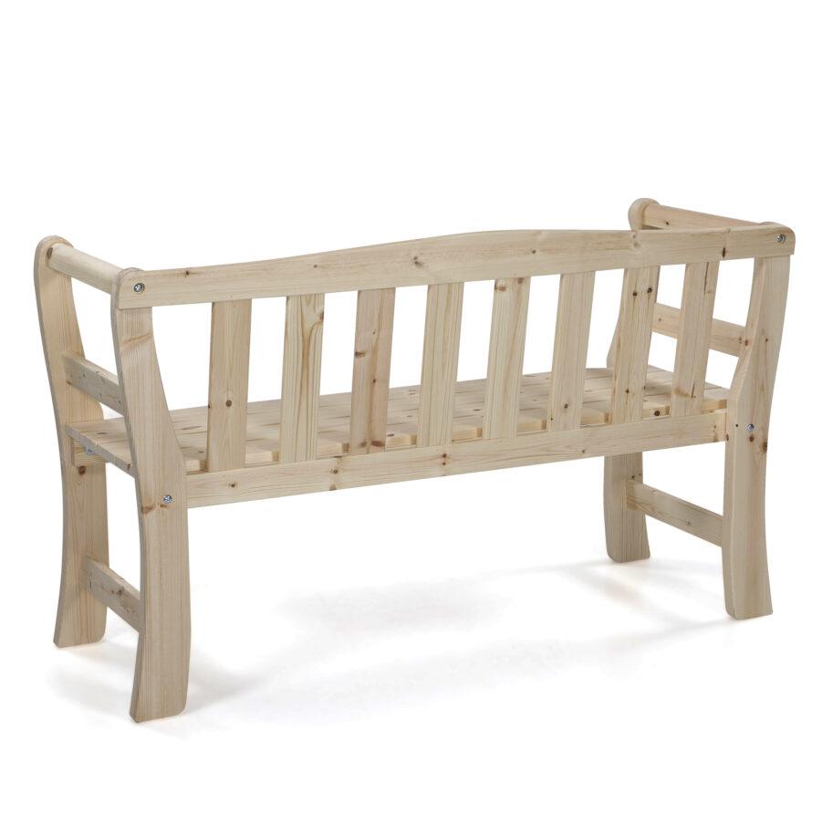 Drömminge soffa obehandlad furu från Hillerstorp.