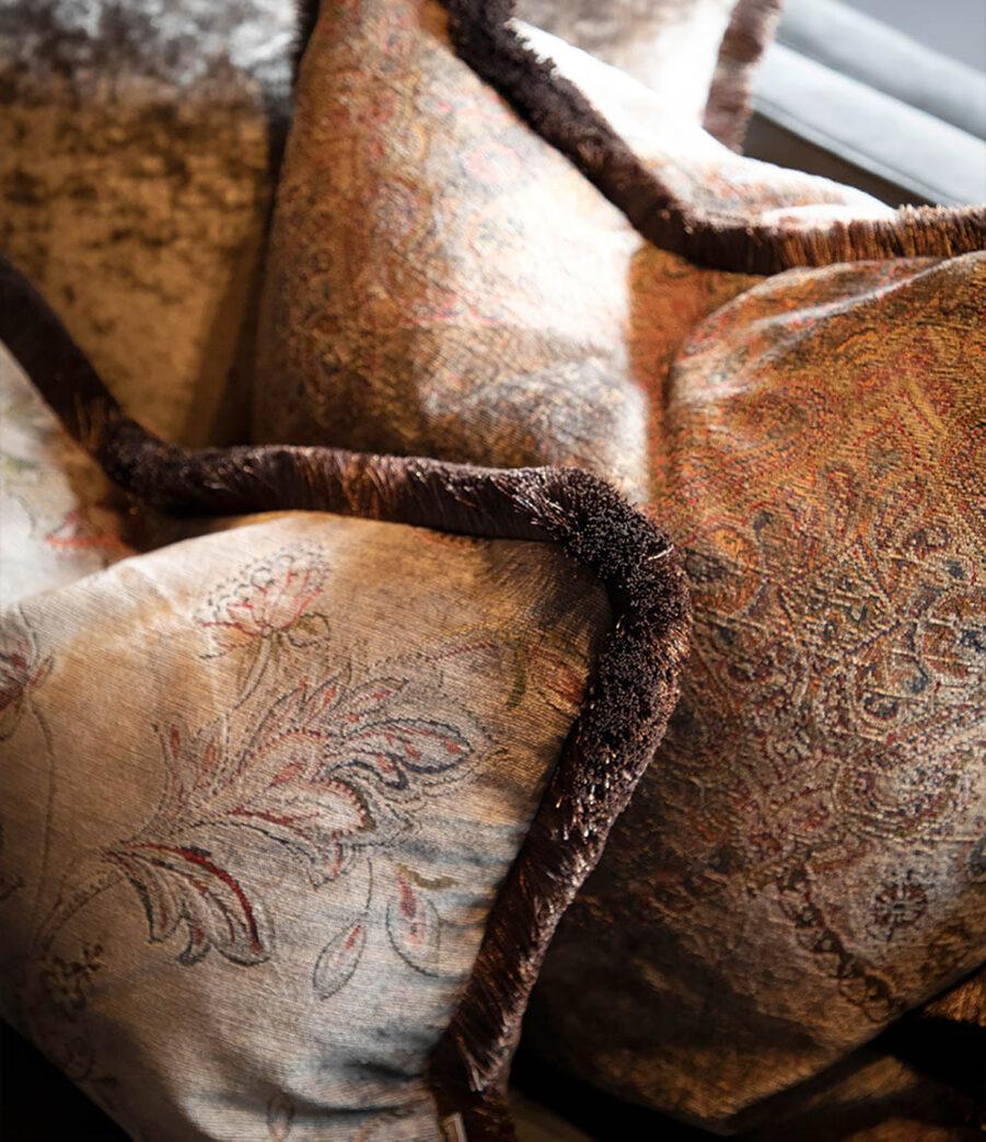 Artwood Miralago Paisley kuddfodral beige