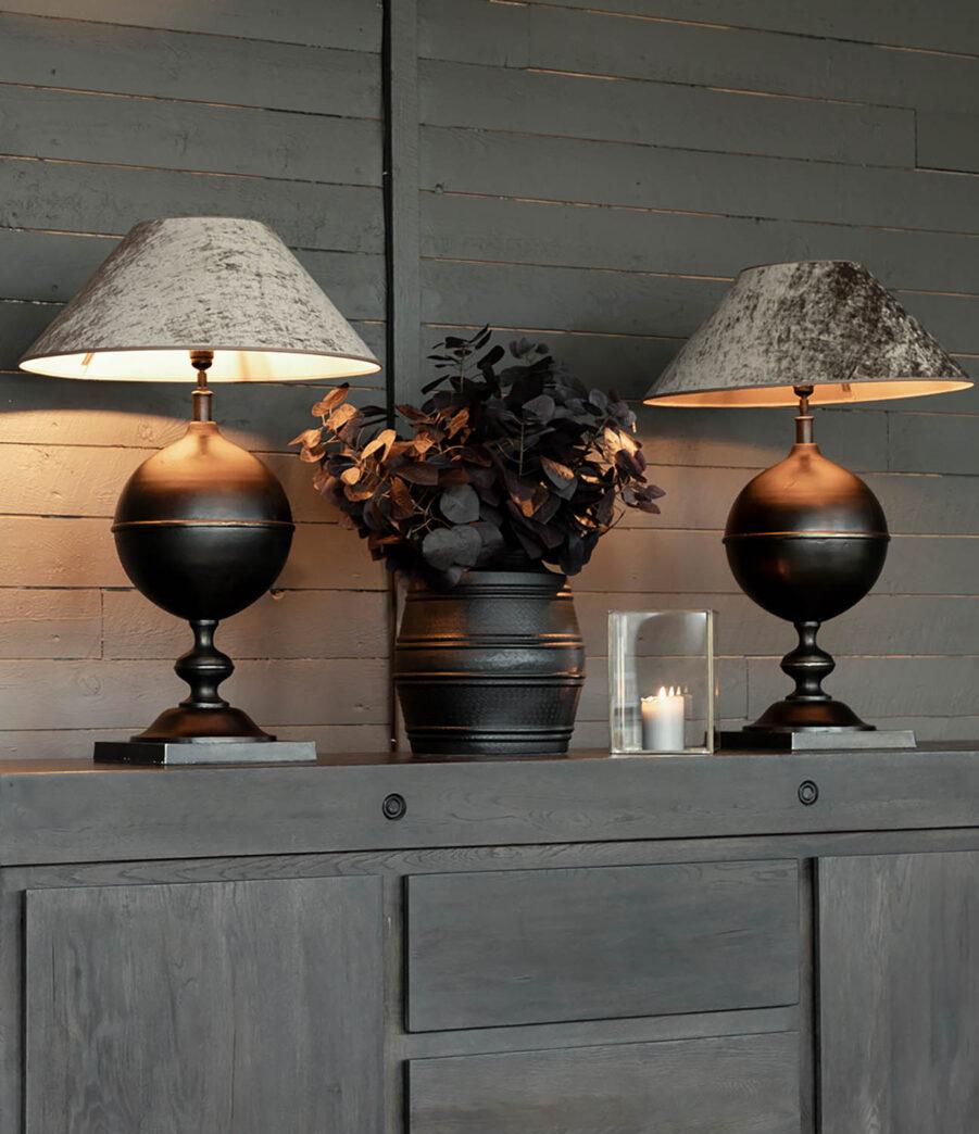 Artwood Pimonte lampfot antique bronze