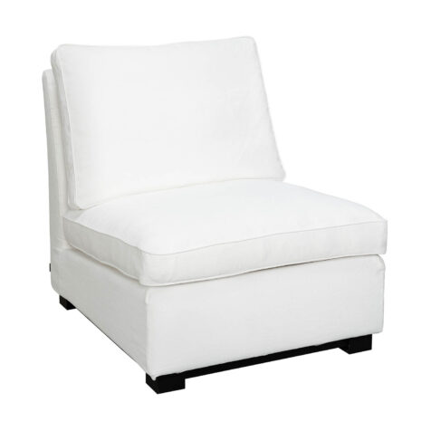 Artwood Town loungefåtölj colonella white