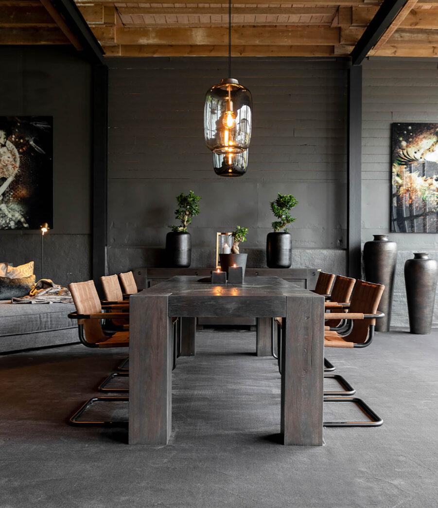 Artwood Berkeley matbord Us brown 240x100 cm