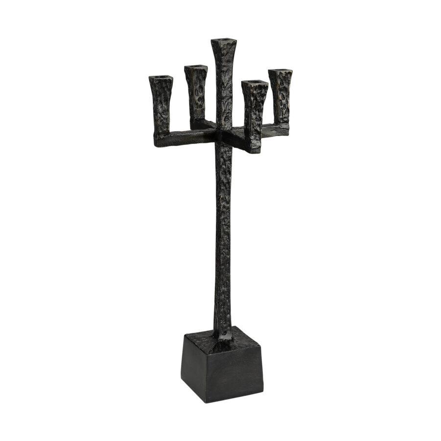 Artwood Gothic kandelaber antique bronze