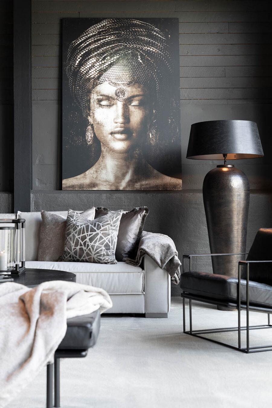 Artwood Glamour Girl Sepia GN8488 väggdekoration