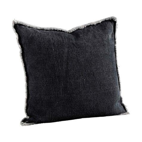 Artwood Azur kuddfodral 60x40 cm svart