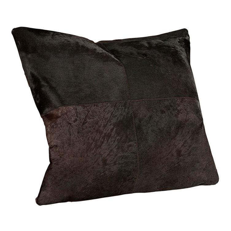 Artwood Cowhide kuddfodral brun 50x50 cm